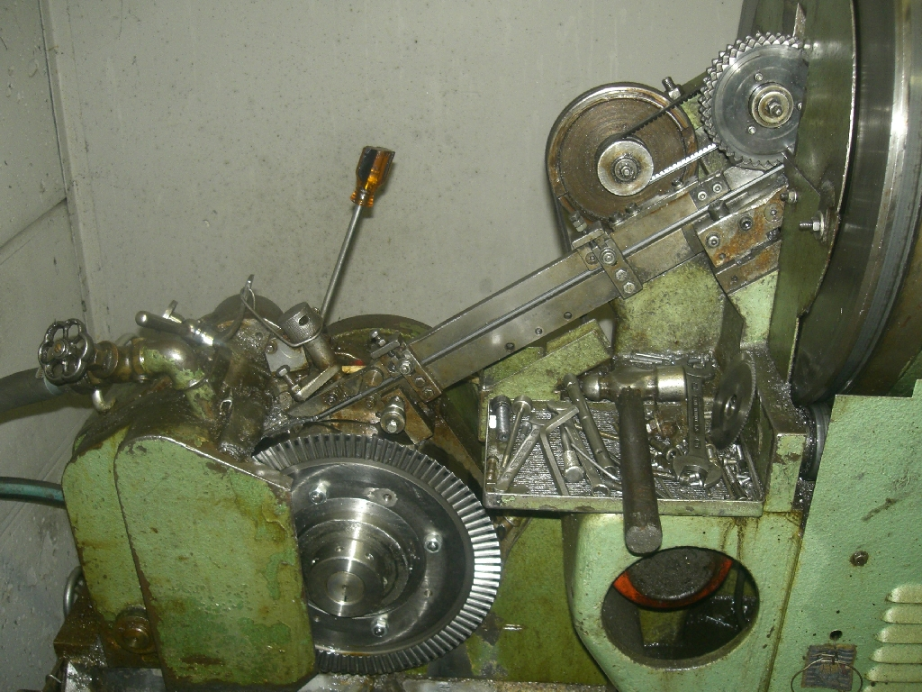 Horonymaró gép
