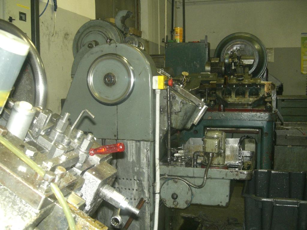 Mángorló gépek