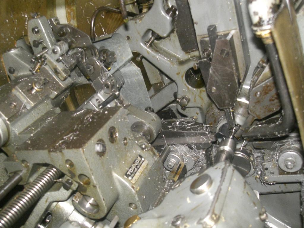 Automata eszterga